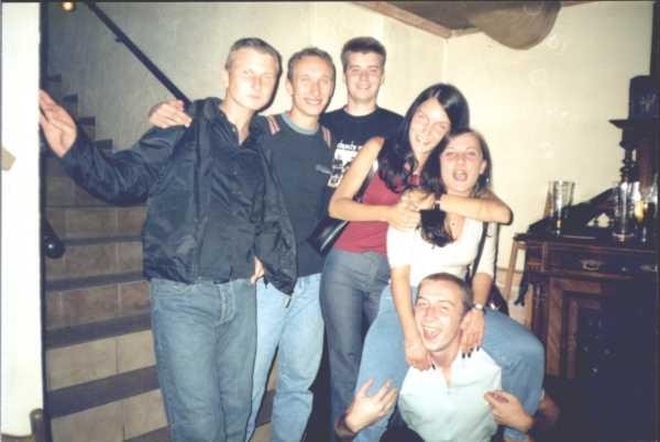 2001.07.26 Remiza DM party