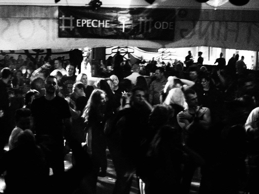 2017.02.11 Depeche Mode Party