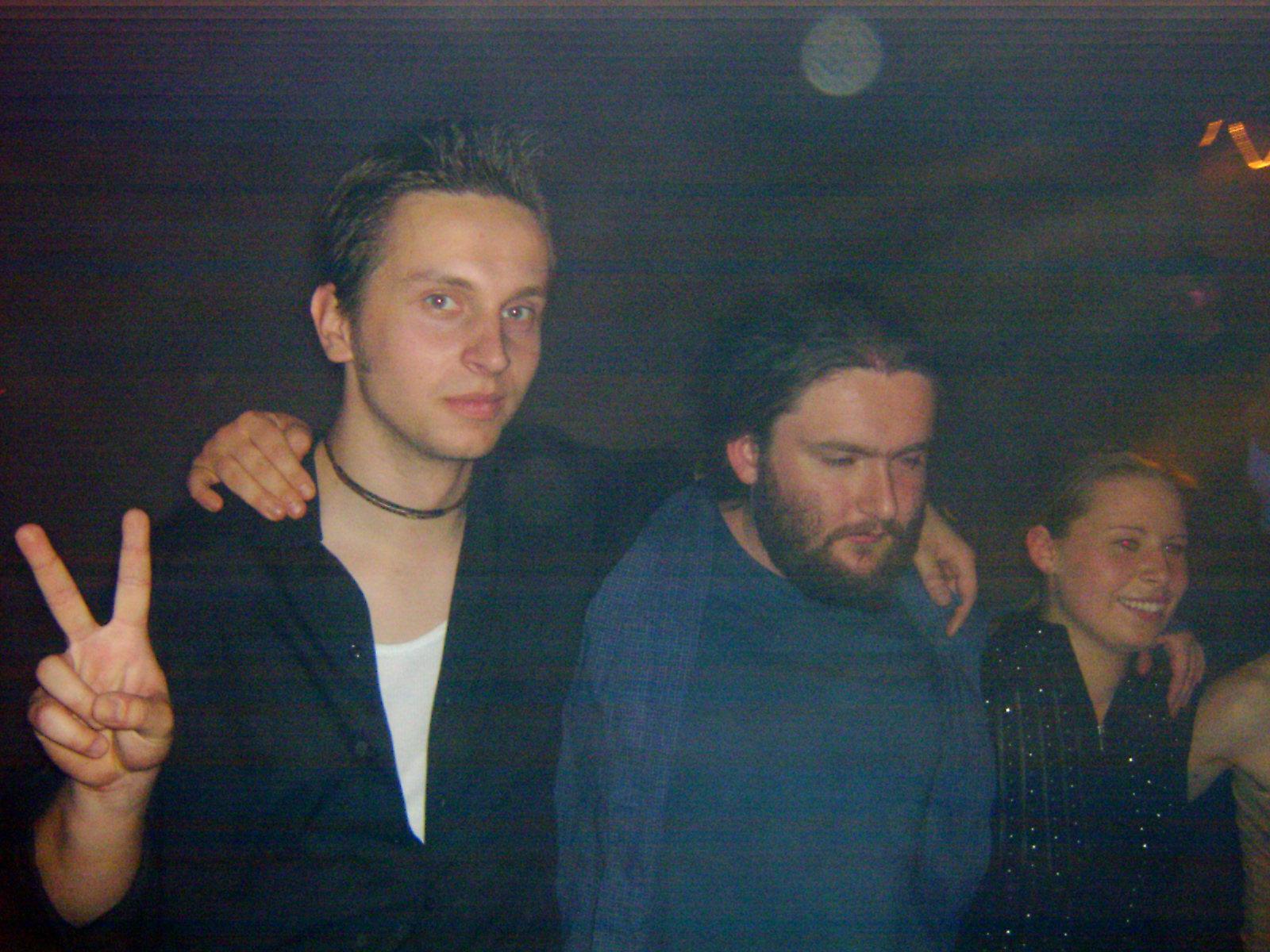 2004.05.28 Depeche Mode Party